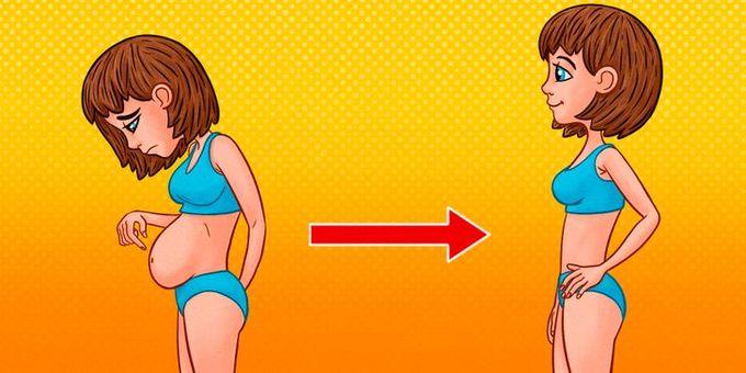 8 thói quen khiến bạn không thể giảm cân