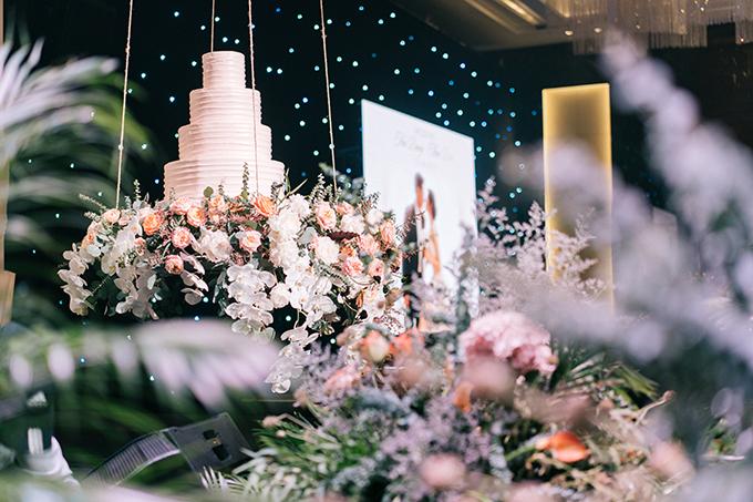 Bánh cưới là xu hướng được các uyên ương yêu thích thời gian gần đây.