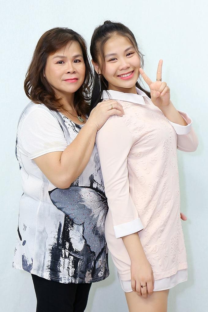 Anh Thy và mẹ là khách mời trong chương trình Điều Con Muốn Nói sẽ phát sóng vào lúc 20:30 thứ bảy 15/8/2020 trên VTV9.