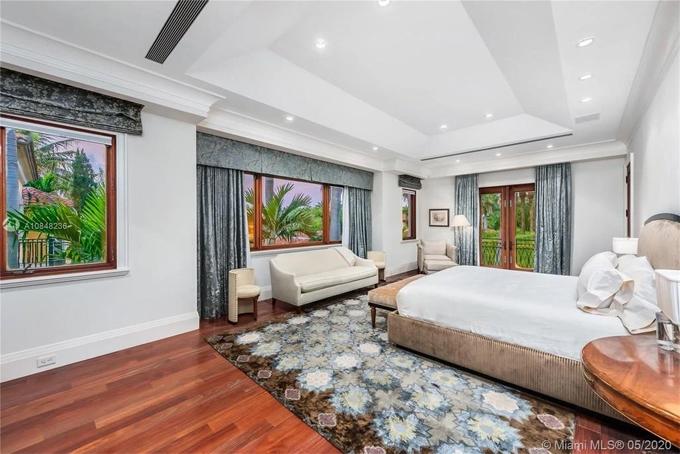 Nhà mới của J.Lo được thiết kế như một khu nghỉ dưỡng cao cấp.
