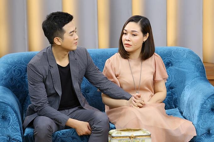 Chương trình Mảnh Ghép Hoàn Hảo với câu chuyện tình yêu đầy gian truân của nam ca sĩ Đinh Ứng Phi Trường và Thu Hương được phát sóng lúc 21h35 hôm nay ngày 16/8/2020 trên VTV9.