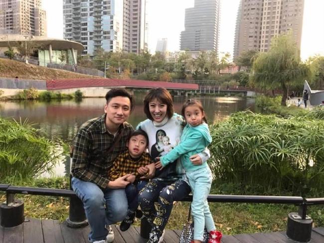 Gia đình Vũ Nhu hiện tại.