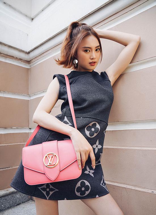 Sao Việt và thế giới mê mẫu túi mới của Louis Vuitton - 16