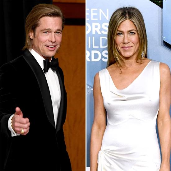 Brad Pitt và Jennifer Aniston hội ngộ trong dự án mới.