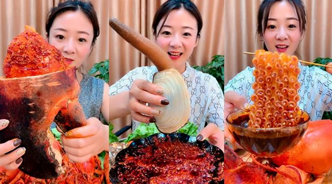 Nghề ăn cho người xem bị lên án ở Trung Quốc - 1