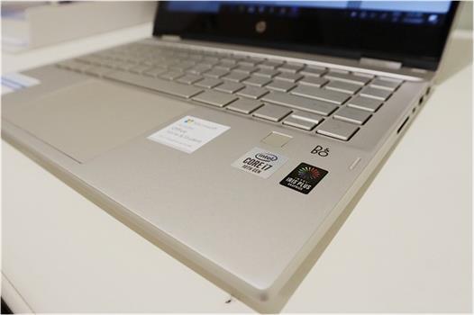 Sản phẩm được trang bị chip Core i7 Gen 10 với hiệu năng xử lý nhiều tác vụ cùng lúc.