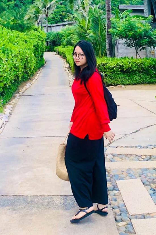Thời gian qua, Hiền Thục về Việt Nam sinh sống. Vì thế, cô thường dẫn con gái Gia Bảo theo mình trong những chuyến đi du lịch hay công tác.