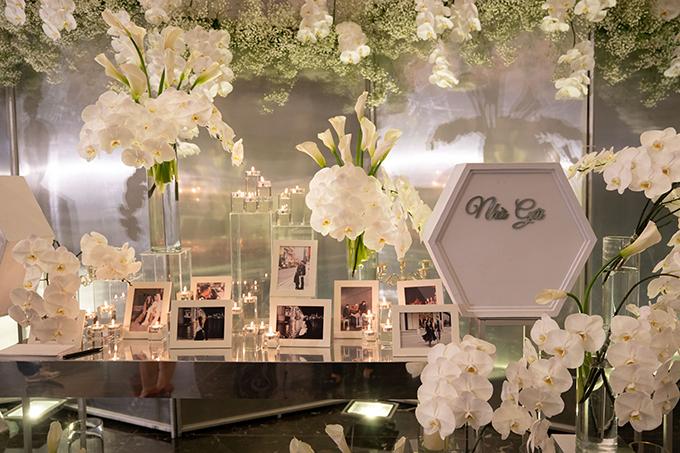 Bộ ảnh được thực hiện bởi concept, decor: Hajime (Wedding & Event); photo: Mr. Lee.