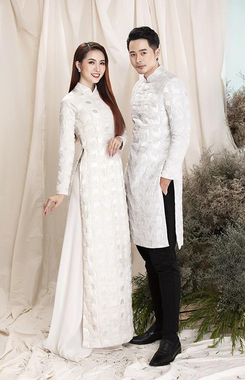 Nhìn các cô dâu, chú rể mang áo dài trong ngày trọng đại với một nhà thiết kế như tôi là niềm hạnh phúc. Bởi lẽ nếu như lễ dạm ngõ, cưới hỏi là một phong tục đẹp cần được gìn giữ của dân tộc thì áo dài cũng là một dấu ấn không thể quên. Tôi nghĩ rằng nếu như mặc áo dài trong dịp lễ cưới sẽ giúp cho buổi lễ thêm phần ý nghĩa, Minh Châu chia sẻ.