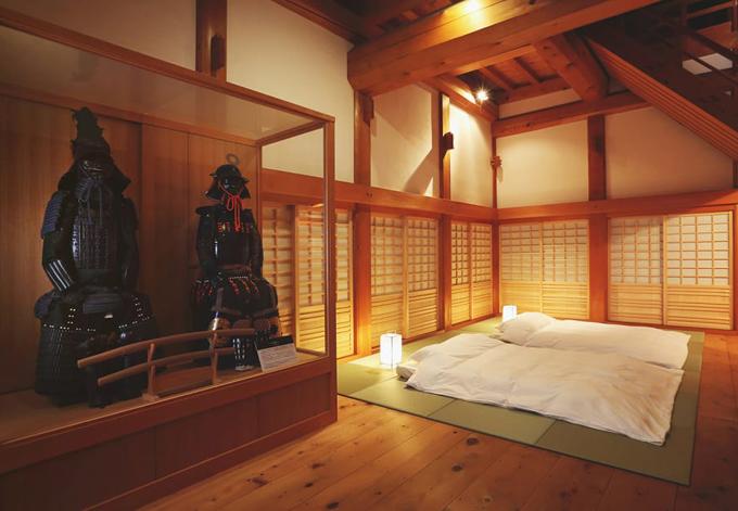 Lâu đài Nhật cho khách ngủ qua đêm giá 220 triệu đồng - 2