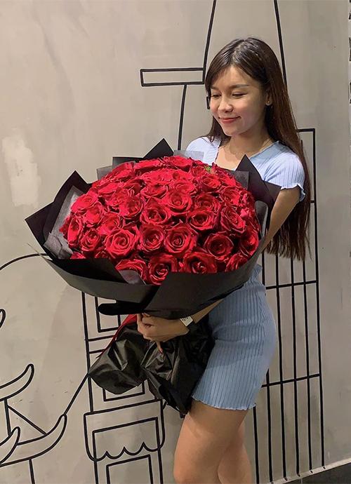 Yến Xuân đón sinh nhật lần thứ 29 hôm 24/8. Ảnh: YX.