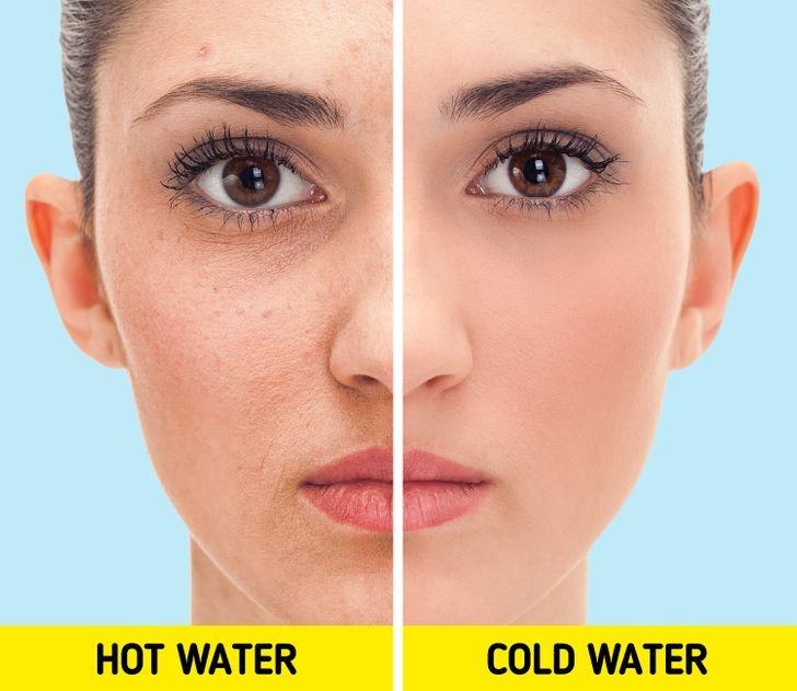 5 lợi ích làn da nhận được khi tắm bằng nước mát