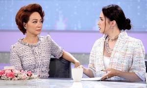 Hương Giang cổ vũ nghệ sĩ Lê Khanh 'bật' lại chồng