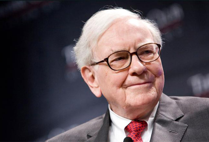 Nhà đầu tư huyền thoại Warren Buffett, chủ tịch kiêm CEO Berkshire Hathaway. Ảnh: CNN.