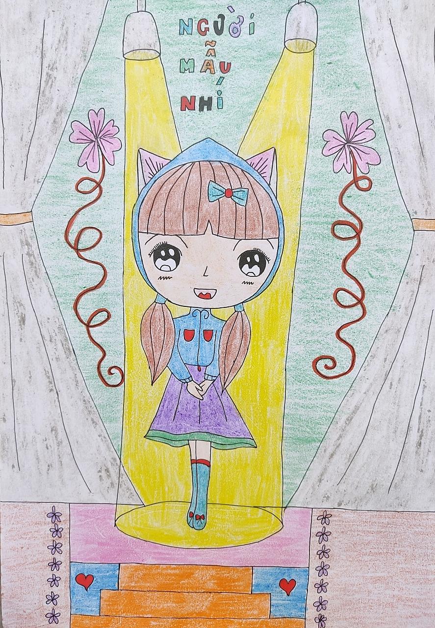 Mẹ bé Vân Như chia sẻ, Vân Như (8 tuổi, Đồng Nai) là cô bé mơ mộng và có rất nhiều ước mơ. Bé muốn trở thành nhà thiết kế thời trang sáng tạo những bộ cánh lộng lẫy, mong làm người mẫu trình diễn tự tin trên sân khấu, lúc lại ước là cô đầu bếp khéo léo biết làm đủ loại bánh...