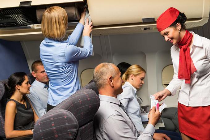Mẹo chọn chỗ ngồi thích hợp trên máy bay - 2