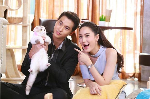 Cặp đôi vàng của màn ảnh Thái Lan, James Jirayu, Taew Natapohn.