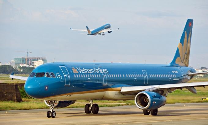 Ảnh Vietnam Airlines