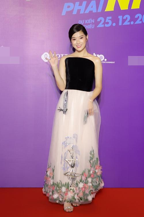 Tối 6/9, Hoàng Yến Chibi dự họp báo trực tuyến của phim Người cần quên phải nhớ. Trong bối cảnh Covid-19, đây trở thành tác phẩm đầu tiên của điện ảnh Việt tổ chức họp báo trên nền tảng online.