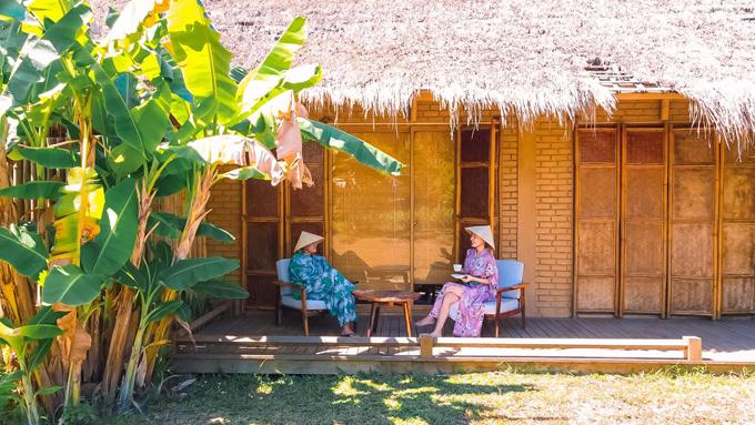 Resort dưới dãy Trường Sơn gợi nhớ về ông ngoại của Băng Di - 8