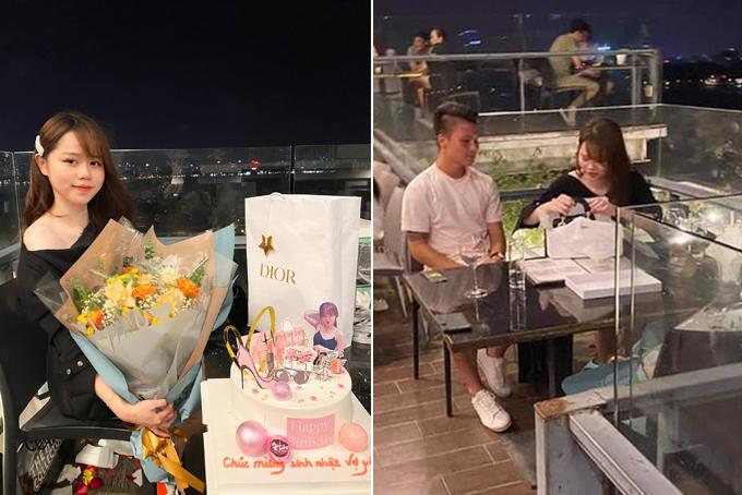 Quán bar trên cao - điểm hẹn hò của sao Việt