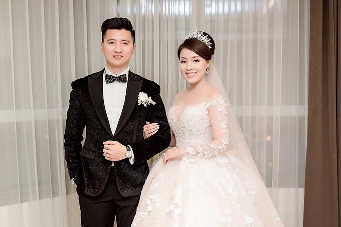 Ảnh cưới của Trọng Hưng - Âu Hà My.