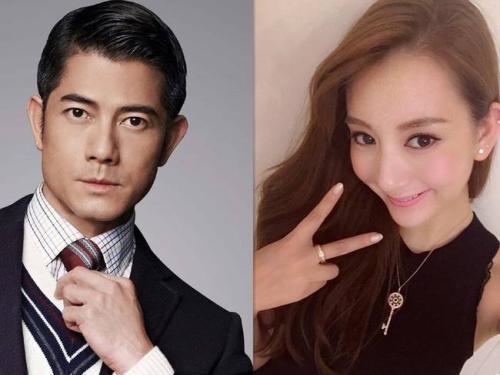 Quách Phú Thành và Moka Phương Viên, một người Đại lục, một người gốc Hong Kong, đã nên duyên vợ chồng năm 2017.