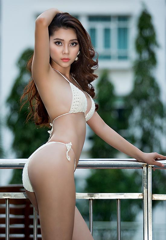 Lâm Thu Hồng sở hữu chiều cao 1,72 m và số đo ba vòng 90-60-95 cm. Cô theo đuổi hình ảnh khỏe khoắn nên duy trì tập gym 2-4 tiếng mỗi ngày kết hợp chế độ ăn uống khoa học.
