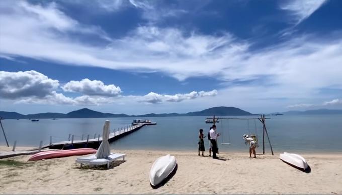 Hòn đảo hoang sơ nơi gia đình Hà Tăng check in chóng vánh - 14