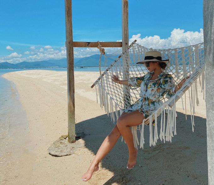 Hòn đảo hoang sơ nơi gia đình Hà Tăng check in chóng vánh - 4