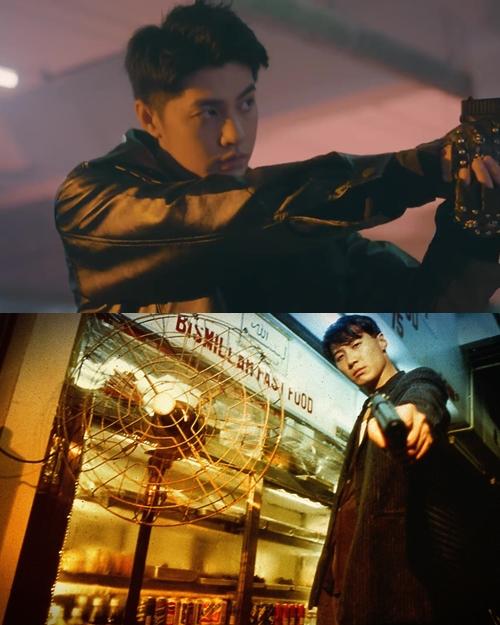 Cảnh Noo Phước Thịnh tấn công một nhóm người chơi bạc được dàn dựng với nhịp điệu khá giống với cảnh sát thủ Lê Minh thực hiện nhiệm vụ trong phim Fallen Angels.