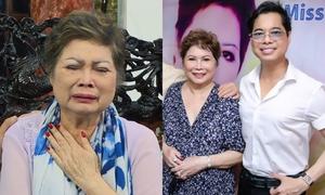 Mẹ Ngọc Sơn buồn vì con trai 52 tuổi vẫn độc thân