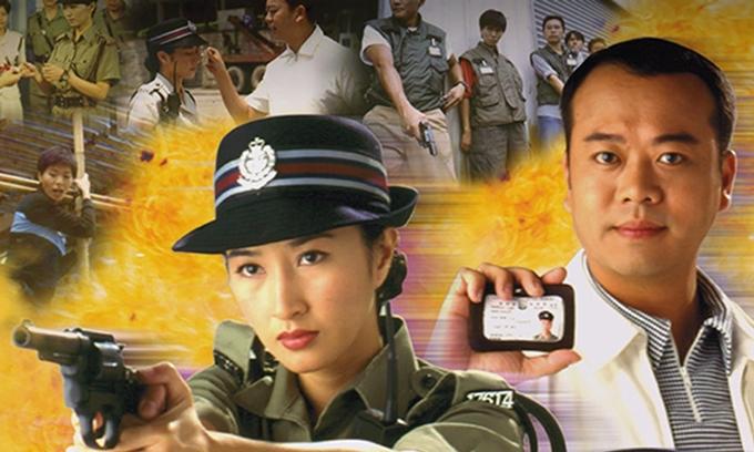 Cũng vào cuối thập niên 1990, Âu Dương Chấn Hoa và Quan Vịnh Hà nổi đình đám khi liên tục đóng cặp trong Thăng Bình công chúa (1997), Mỹ vị thiên vương (1997), Lực lượng phản ứng 1 - 2 (1998 - 2000). Không có nhiều cảnh lãng mạn như các cặp bạn diễn khác, Âu Dương Chấn Hoa và Quan Vịnh Hà để lại dấu ấn với những màn diễn hài đầy duyên dáng. Năm 2013, cặp đôi trở lại TVB, diễn cặp trong phim Tình nghịch tam thế duyên.