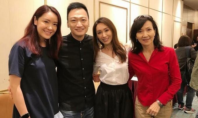Đào Đại Vũ và Quách Khả Doanh giữ tình bạn thân thiết ngoài đời. Năm 2018, hai diễn viên cùng dự buổi tiệc họp mặt êkíp phim Hồ sơ trinh sát.