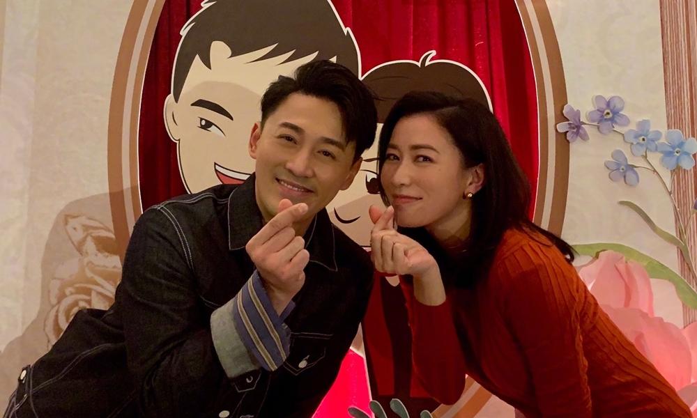 Ngoài đời, cặp đôi chị em chơi thân với nhau. Lâm Phong hay gọi Xa Thi Mạn là đại ca bởi tính cách cô mạnh mẽ, thẳng thắn.