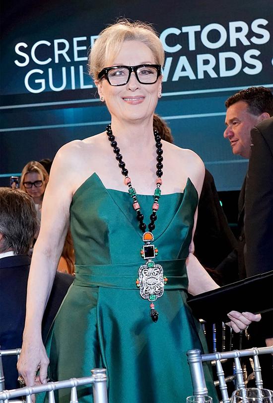 Meryl Streep, 71 tuổi Meryl Streep at SAG Awards 2020