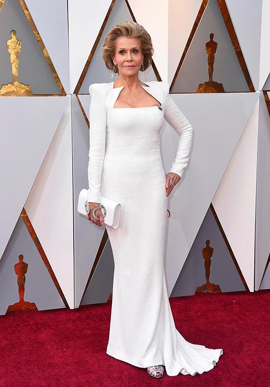 Jane Fonda, 82 tuổiJane Fonda at Oscars 2018