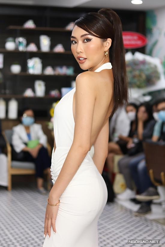 Tường Linh 26 tuổi, quê Phú Yên và là gương mặt quen thuộc với khán giả. Cô từng đoạt giải Á quân The Face 2017 (đội Hoàng Thùy), vào top 17 Hoa hậu Liên lục địa 2017, top 15 Hoa hậu Hoàn vũ Việt Nam 2019.