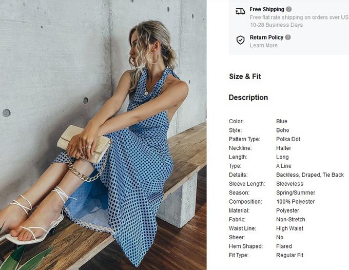 Tuyệt chiêu mua quần áo online không thất vọng
