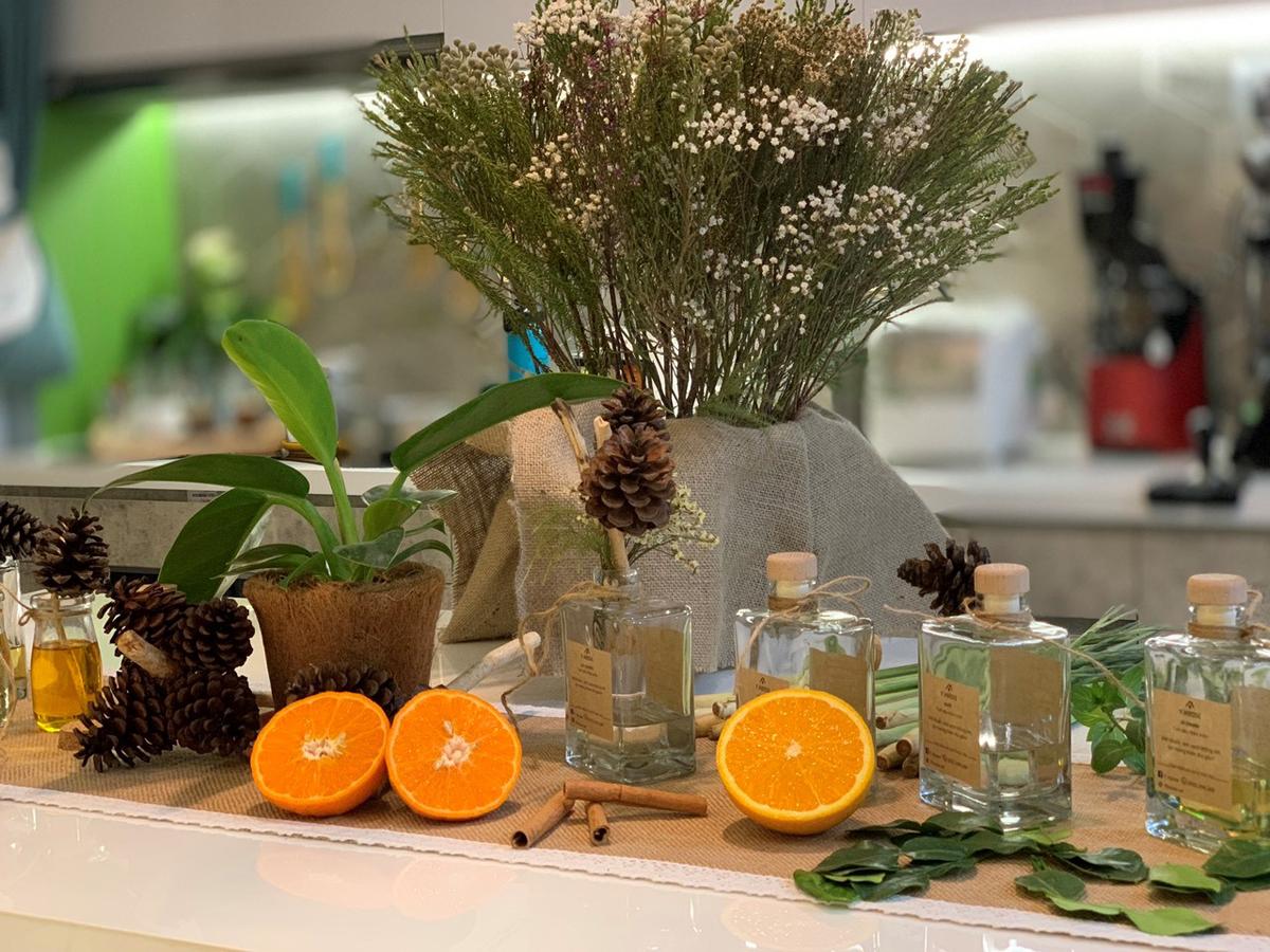 Tinh dầu Y.House chắt lọc hương thơm tự nhiên thuần khiết - 2