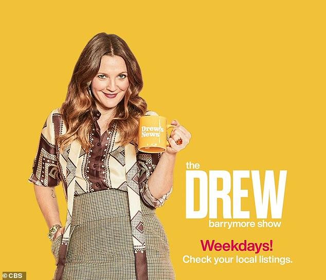 Drew Barrymore phát triển mảng truyền hình từ khi bước sang tuổi trung niên.