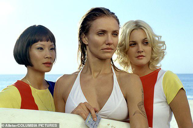 Ba đả nữ xinh đẹp trong phim năm 2000.