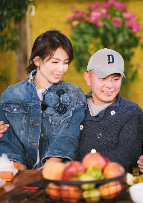 Lưu Đào và chồng, Vương Kha.
