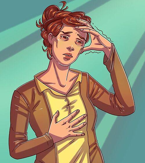 5 điều có thể xảy ra khi đi ngủ cùng sự tức giận - 2