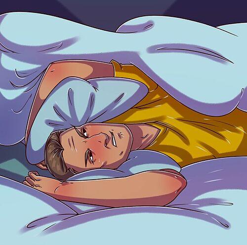 5 điều có thể xảy ra khi đi ngủ cùng sự tức giận - 8