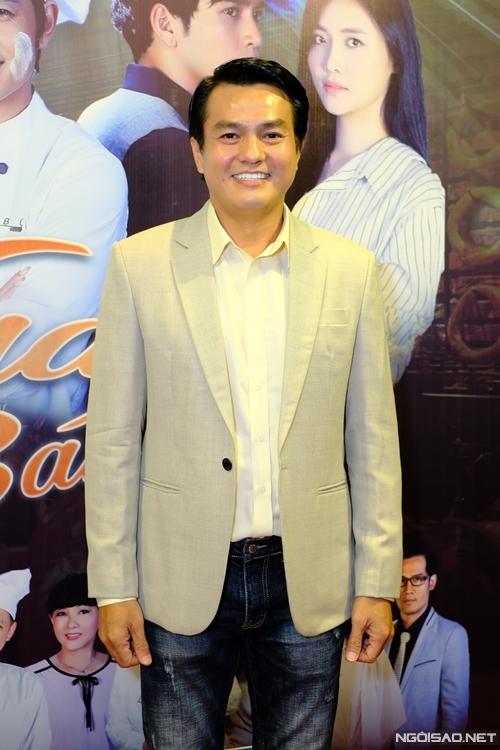 Cao Minh Đạt vào vai ông chủ hãng bánh mỳ lớn.