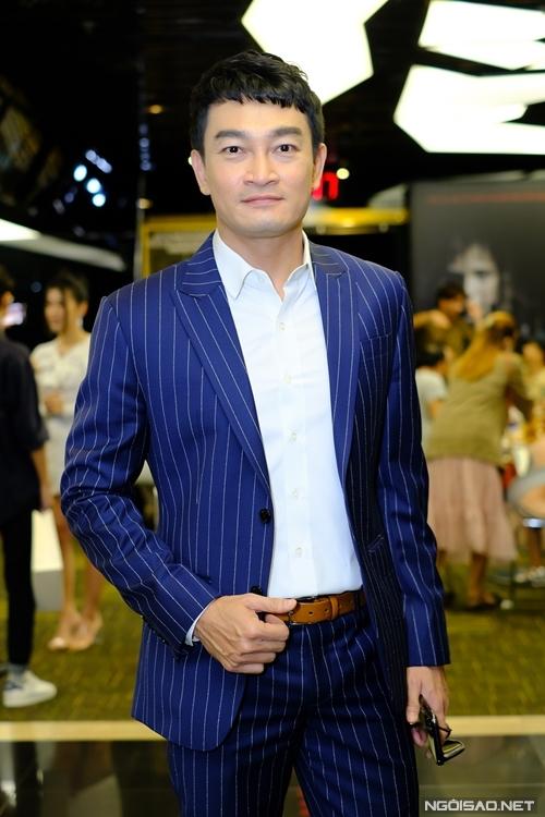 Trương Minh Quốc Thái đảm nhận vai vừa chính diện vừa phản diện trong phim.