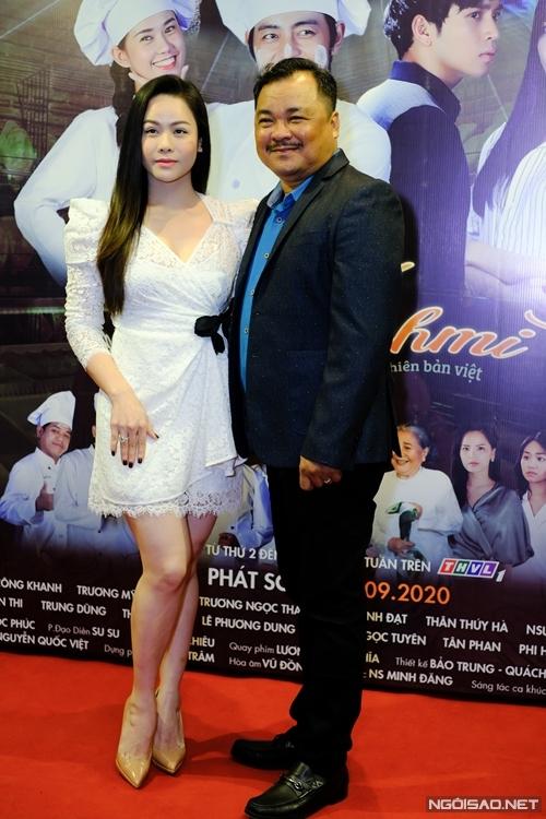 Nhật Kim Anh một lần nữa hợp tác với đạo diễn - NSƯT Nguyễn Phương Điền sau phim Tiếng sét trong mưa.