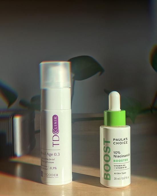 Đối với người mới sử dụng, nên bắt đầu dùng retinol có nồng độ 0,3%