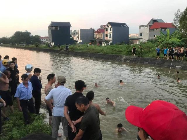Khu vực xảy ra tai nạn khiến ba ông cháu tử vong.